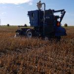Almaco SPC40 Harvesting Soybean Yield Trials